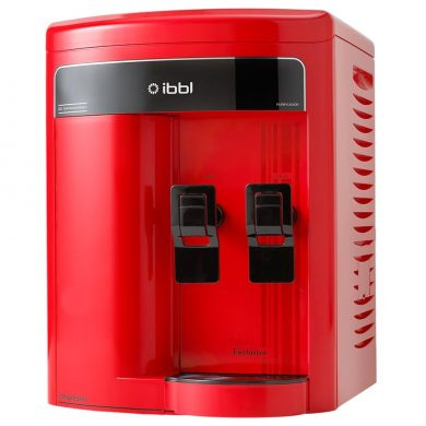 Purificador de Água IBBL FR600 EXCLUSIVE Vermelho